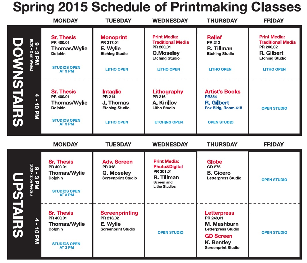 class scheduling thesis Important dates important dates thesis proposal deadline - thursday 10 schreyer honors college university park.