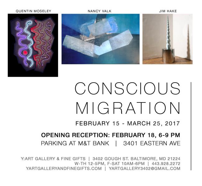 Conscious Migration Flyer